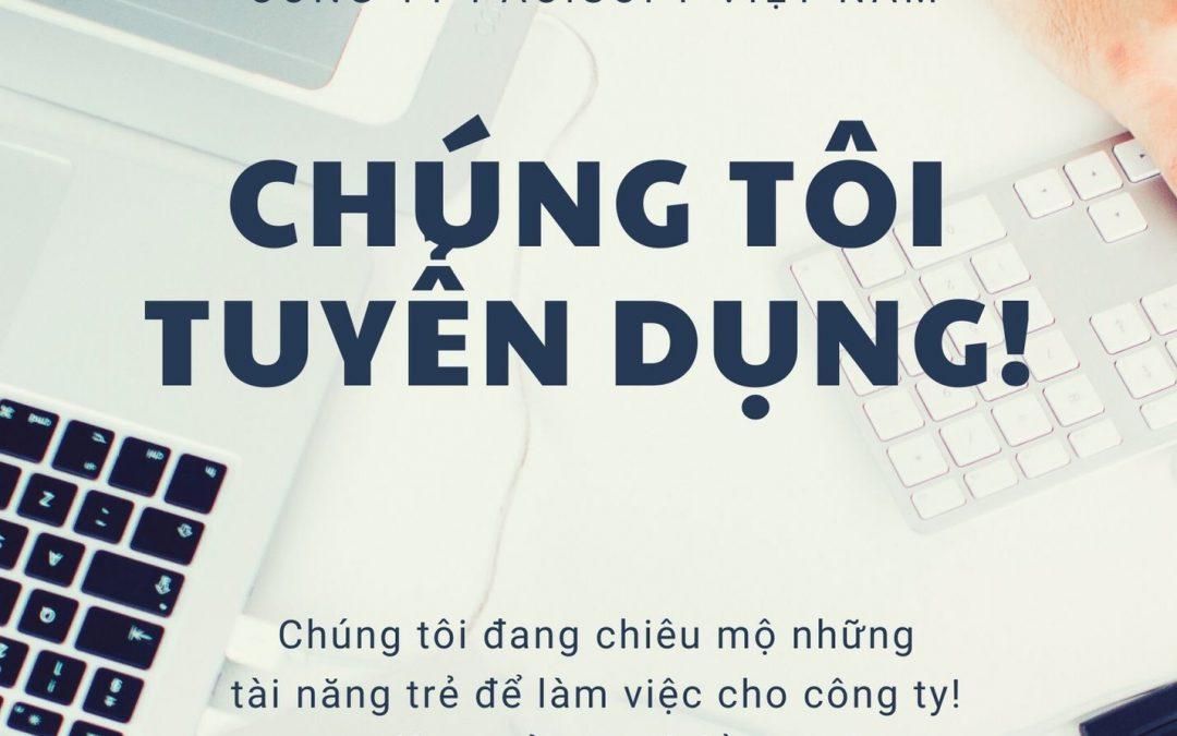 Tuyển nhân viên kinh doanh Phần mềm (CNTT) VP tại Hà Nội
